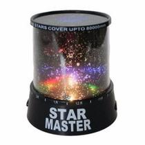 Lampara Led Proyector De Estrellas Ilumina Noche Starmaster