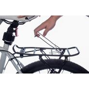 Parrilla Porta Paquete Bicicleta Aluminio Trasera Para Freno Disco R24 A R29- Wake Up