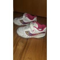 Zapatos De Niña Champion Talla 22