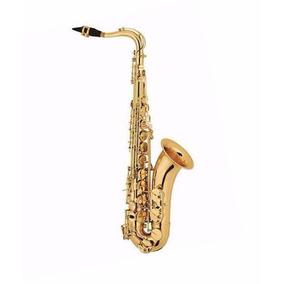 Sax Tenor Halk Dourado Sib (novo) Com Garantia Frete Gratis
