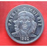 Moneda Cuba 3 Pesos Che Guevara ( N C )