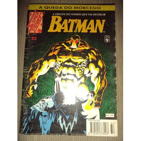 Batman A Origem De Bane Super Powers 32 Editora Abril