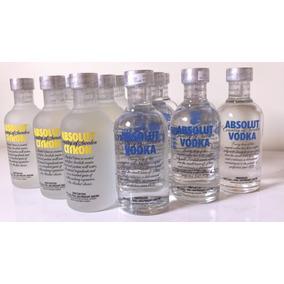 Vodka Absolut 200ml Citron