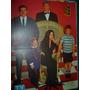 Los Locos Addams Serie Poster Original Tv Guia Television