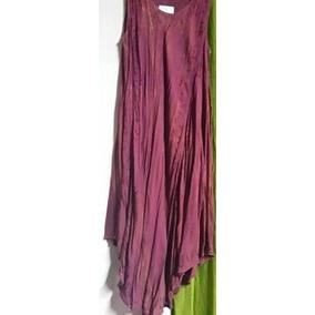 Vestidos Hindú Lisos T 2 Y 3xl $ 550