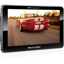 Gps Tracker 2 Tela De 7 Com Tv Digital Fm Usb Gp015 - Multil
