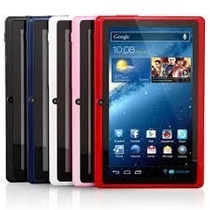 Tablet Android Wifi 7 Pulgadas Quadcore 1gbbram/4gbrom Q8