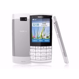 Nokia X3-02 C/ Câmera 5mp, Wi-fi, 3g, Rádio Fm, Mp3, 3g