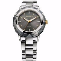Relógio Technos Swarovski Feminino - 2035mcl1c