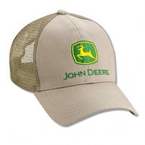Boné Jonh Deere Trucker Telinha C/ Regulador Original