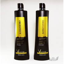 Progressiva S/ Formol Orghanlux Vogue Cosmetics