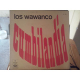 Lote Cumbia Wawanco Cuarteto Riky Pocho Disco Vinilo Lp