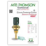 Sensor Temperatura D Água Honda Civic 1.6 Ou 1.7 1996 À 2005