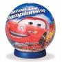 Puzzle Bola Disney Carros Quebra Cabeça 3d 60 Peças Elka