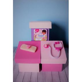 Cajas Souvenirs Doctora Juguetes X10 Un. Super Originales!