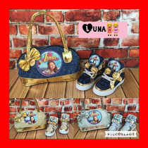 Bota Deportiva Niña Minnie, Luna Y Frozen