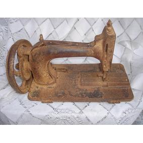 Decoração Antiga Maquina Costura Fabrick Holer
