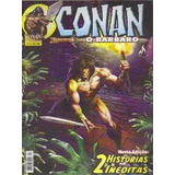 Hq - Conan, O Bárbaro #4