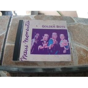 Cd - Golden Boys Meus Momentos Volume 1