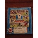 Entrada Boca Juniors Copa Libertadores 2001 Vs Cruz Azul