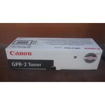 Toner Canon Original Gpr 2 Image Runner 330 / 400