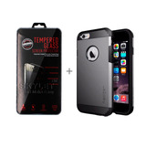 Forro Iphone 7 Verus + Vidrio Templado 9h Combo