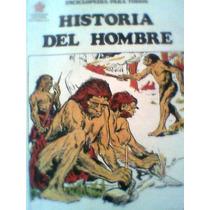 Lote De 3 Comics Historia Del Hombre Fundación Televisa
