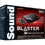 Placa De Som Sb1095 Creative Sound Blaster X-fi Surround 5.1