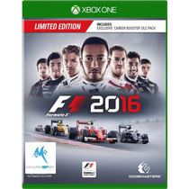 F1 2016 - Xbox One - Digital - Jogue Online