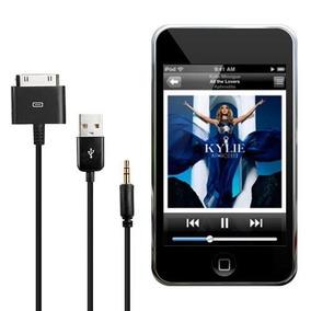 Cable Original De Iphone Ipod Ipad Estereos Autos Kenwood