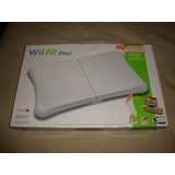 Wii Fit Plus + Balance Board Completo Para Nintendo Wii