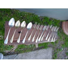 Tenedores Y Cucharas Antiguas