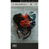 Bellos Cintillos De Mickey/minnie Mayor Y Detal