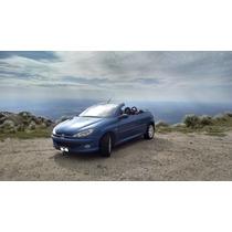 Peugeot 206cc Coupe Cabriolet 206 No Gti