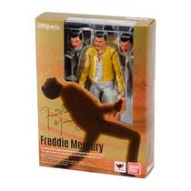 Bandai S.h. Figuarts Freddie Mercury Queen Coleccionable Dam