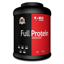 Proteina Full Protein Metanutrition 4.4 Lb Sabor Vainilla