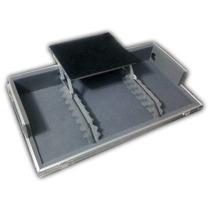 Hard Case P/ Cdj E Mixer C/ Plataforma De Notebook