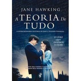 Livro A Teoria De Tudo Jane Hawking