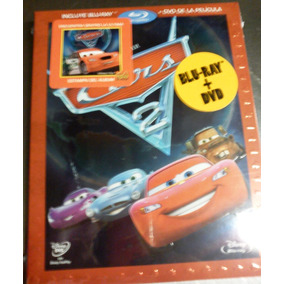 Cars 2 ( Bluray + Dvd ) Incluye Corto De Toy Story