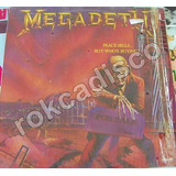 Heavy Metal, Megadeth Lp 12´,