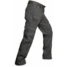 Pantalon Cargo Trabajo Hombre Reforzado Oferta Outdoor Grafa