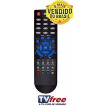 Controle Remoto - Receptor Cromus Cad1000 Tv Free | 1º Linha