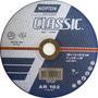 Disco De Corte Para Aço Inox 7 X1,6x22mm Ar102 Classic Norto
