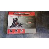 Rollers Bladerunner Pro 80 En Caja + Pack Protecciones
