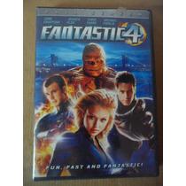 Fantastic Four Movie Import Jessica Alba Chris Evans Marvel