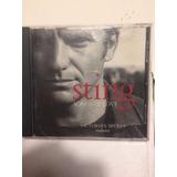 Cd Sting Songs Of Love Importado Exclusive Victoria