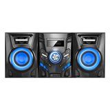 Centro Musical Noblex Mnx 500bt Bt 3000w Pmpo Usb