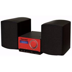 Equipo De Audio Minicomponente Microsonic Con Bluetooth