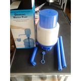 Bomba Agua Dispensador Manual Botellones Potable