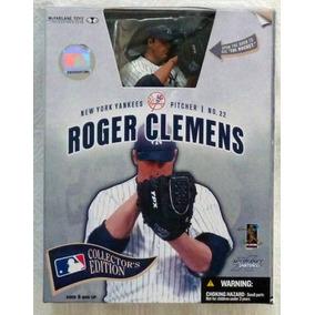 Mcfarlane Mlb Roger Clemens New York Yankees De 2006